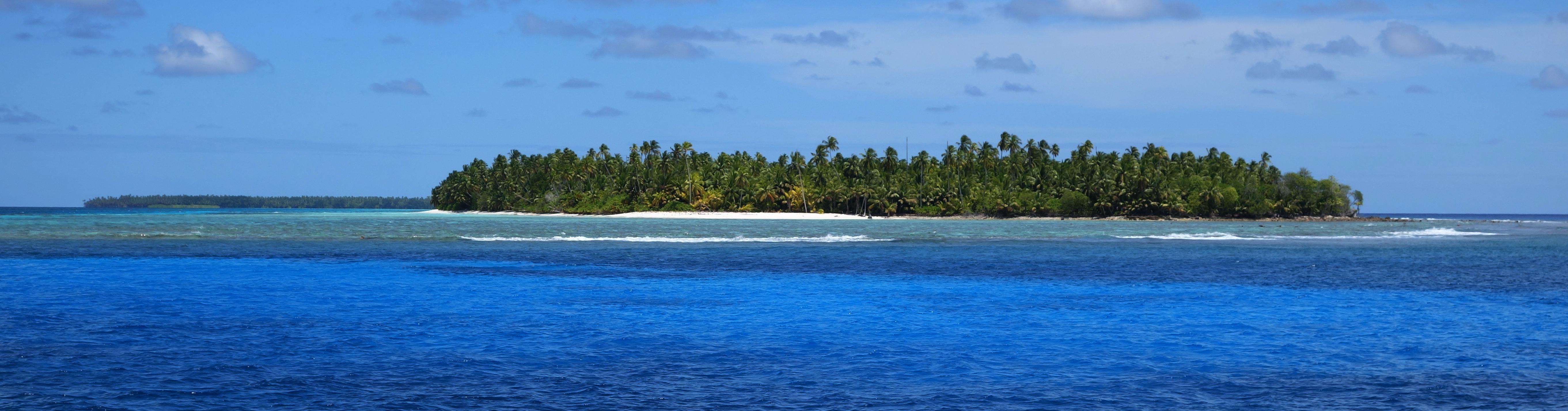 Salomon Atoll, Ile Anglaise