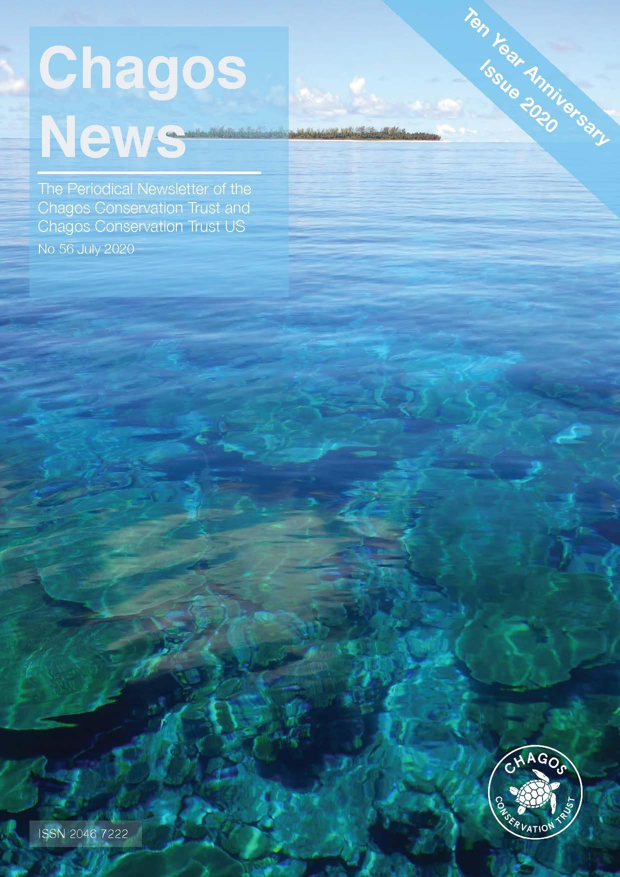 Chagos News issue #56
