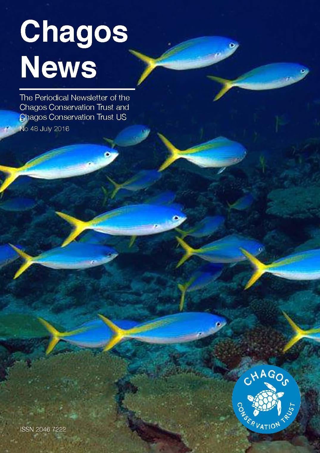 Chagos News issue #48
