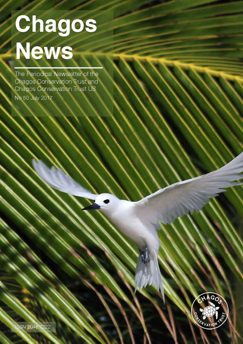Chagos News issue #50