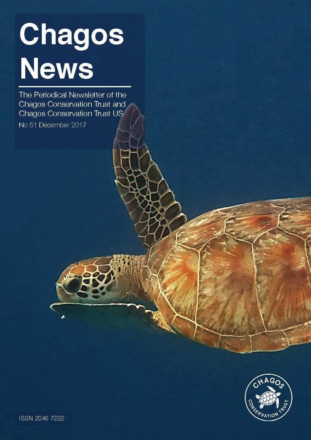 Chagos News issue #51