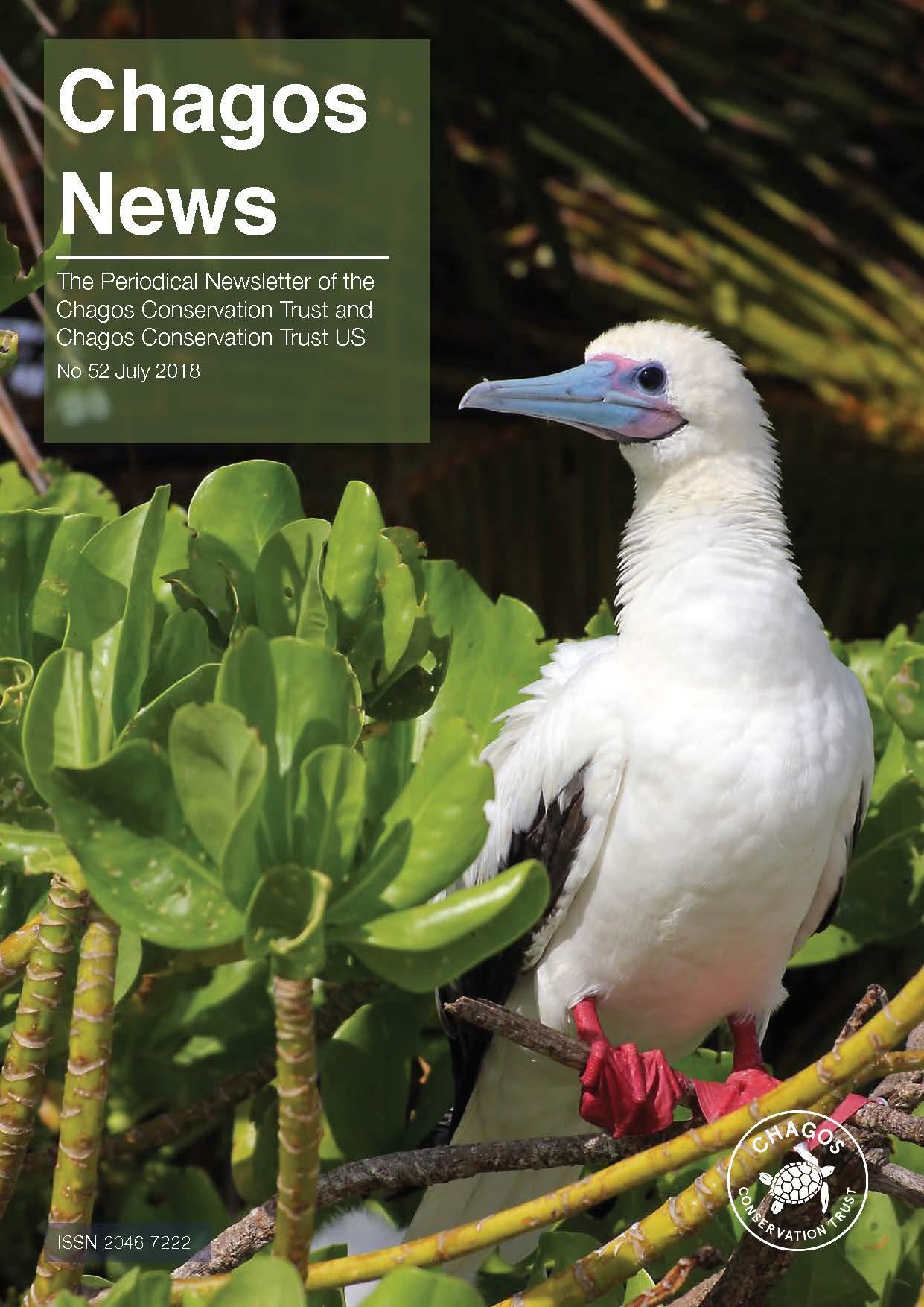 Chagos News issue #52