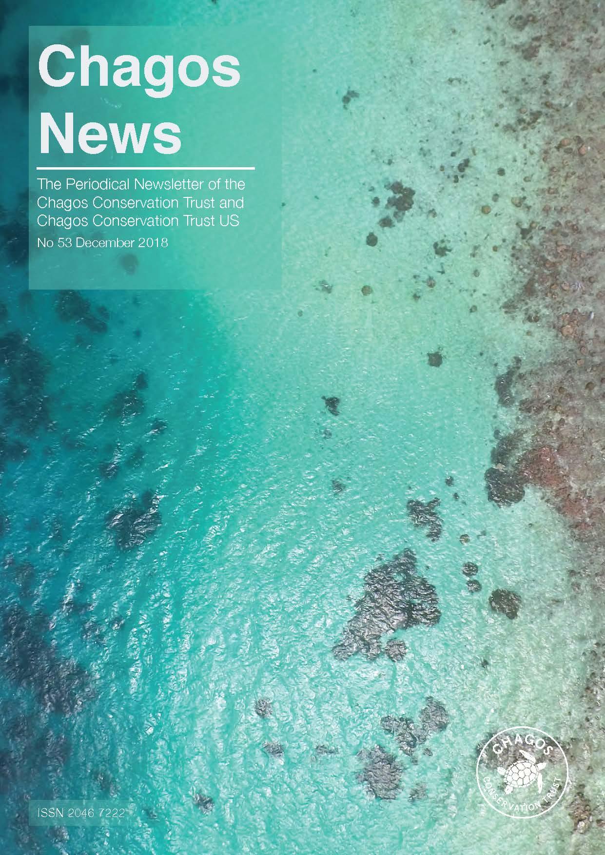 Chagos News issue #53