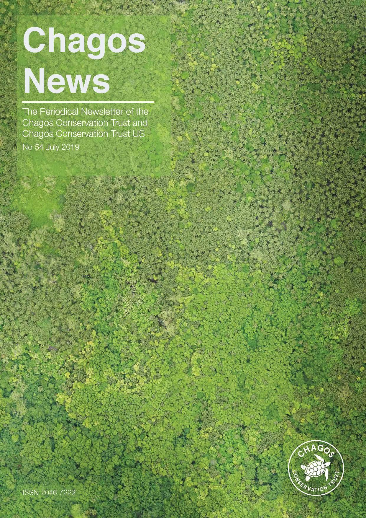 Chagos News issue #54