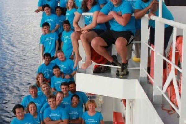 The Chagos 2014 Darwin Science and Conservation Expedition Report
