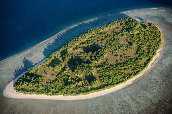 Chagos on Google Street View