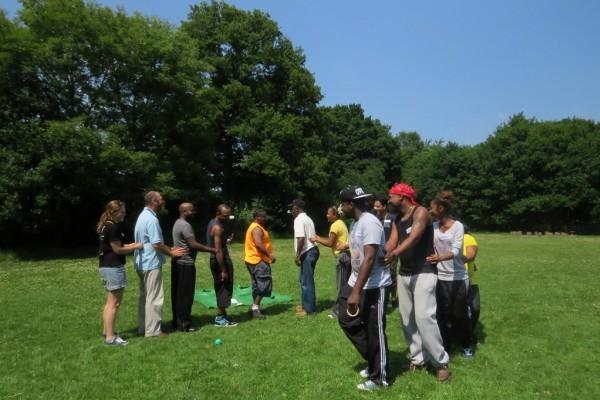 The 2013 Chagos Environment Training Course